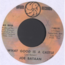 JOE BATAAN - What good is a castle / my cloud - 45T (SP 2 titres)