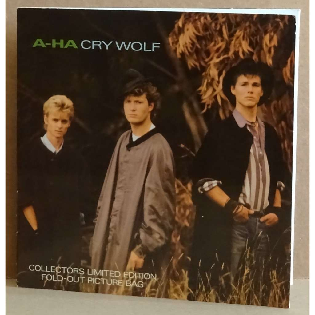 A-HA cry wolf - Maybe, maybe