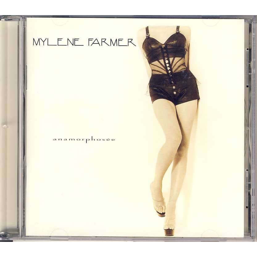 Mylene Farmer Anamorphosee Caliphornia , Vertige / XXL / Alice … 10 titres