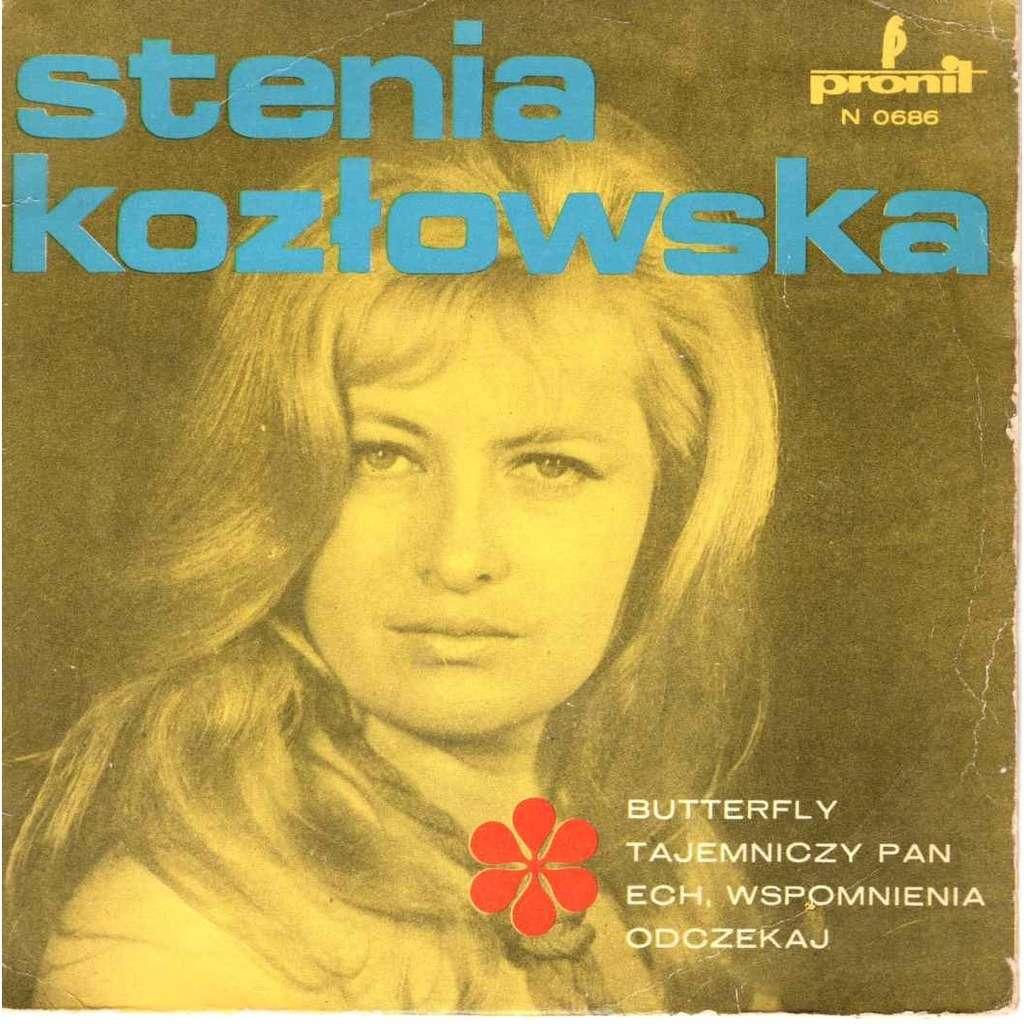 Stenia Kostowska Butterfly / Tajemniczy pan / Ech Wspomnienia / Odozekaj