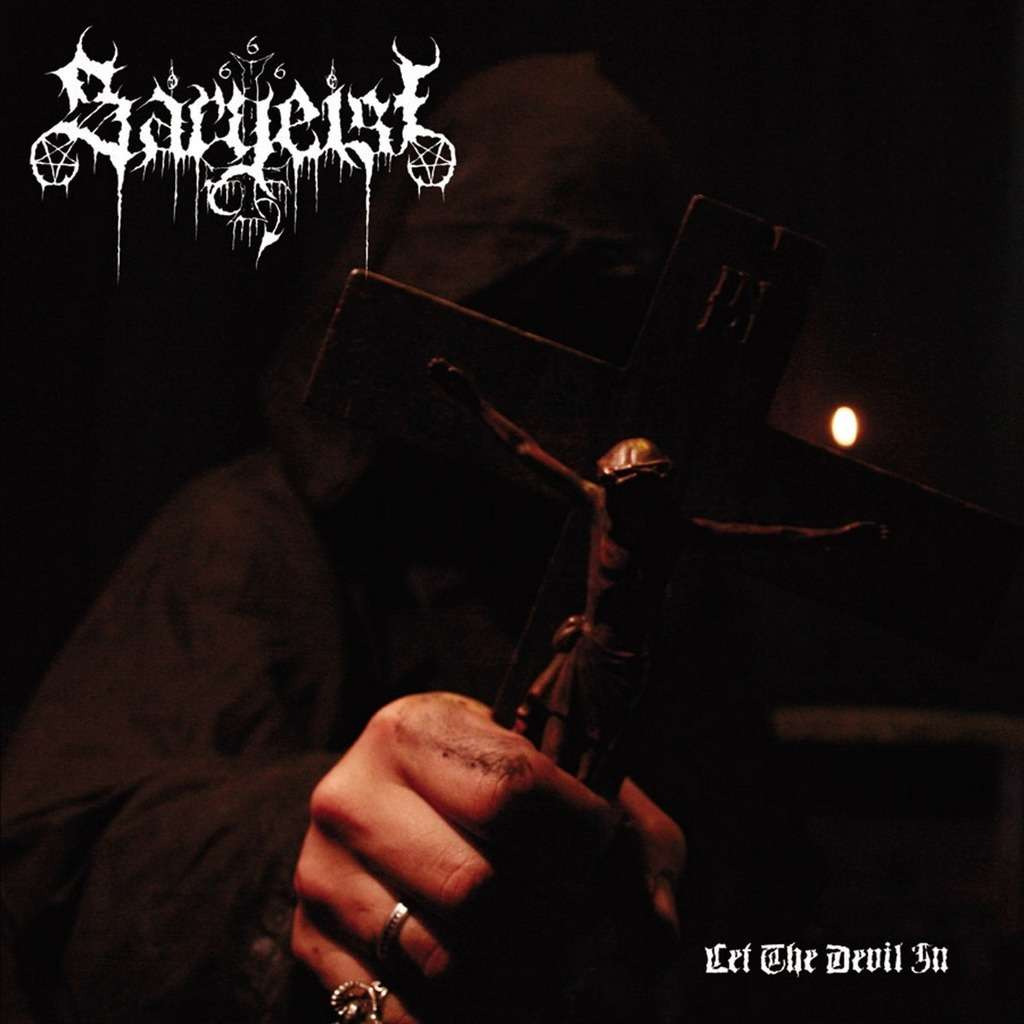 SARGEIST Let The Devil In. Black Vinyl