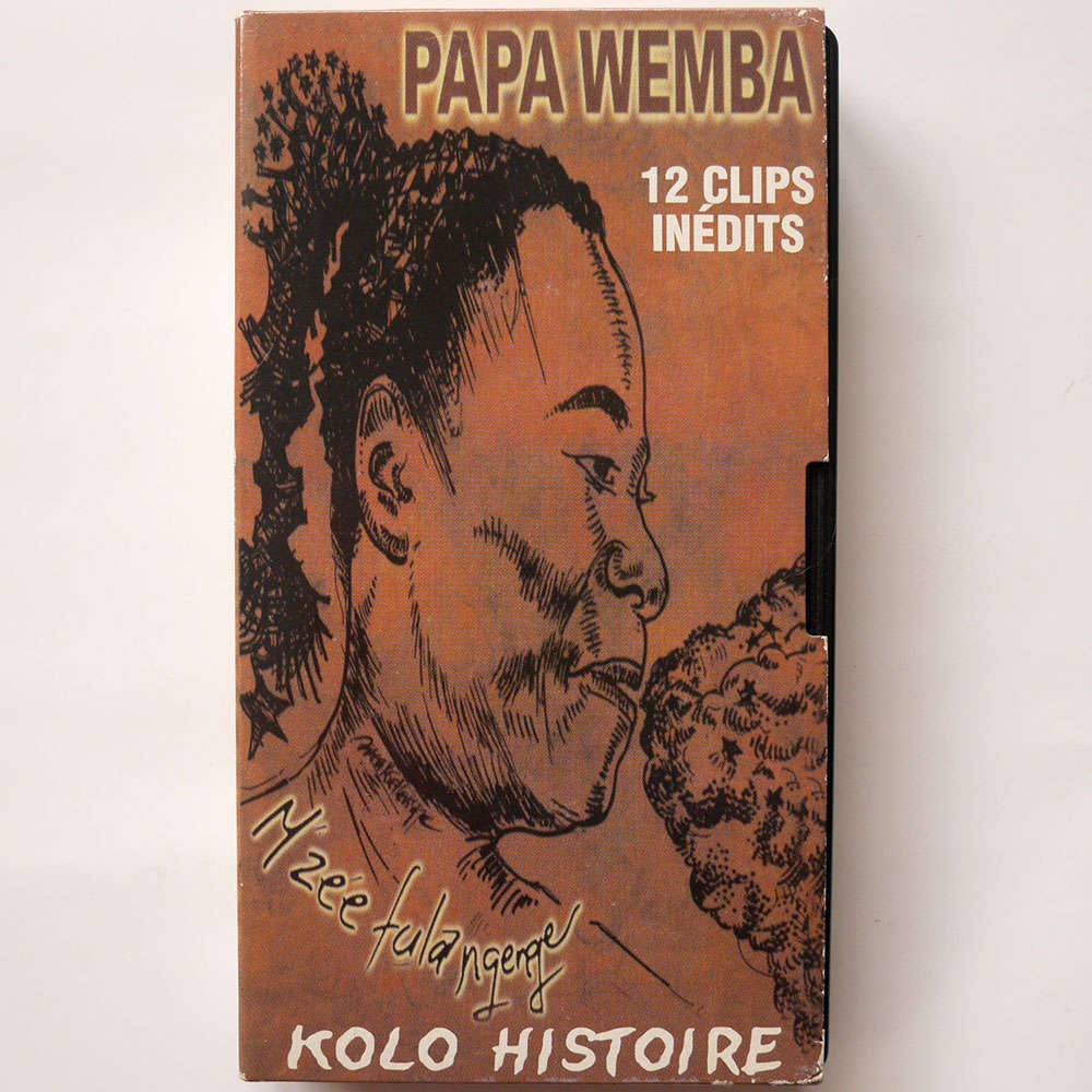 Papa Wemba Kolo Histoire (M'zée Fula Ngenge)