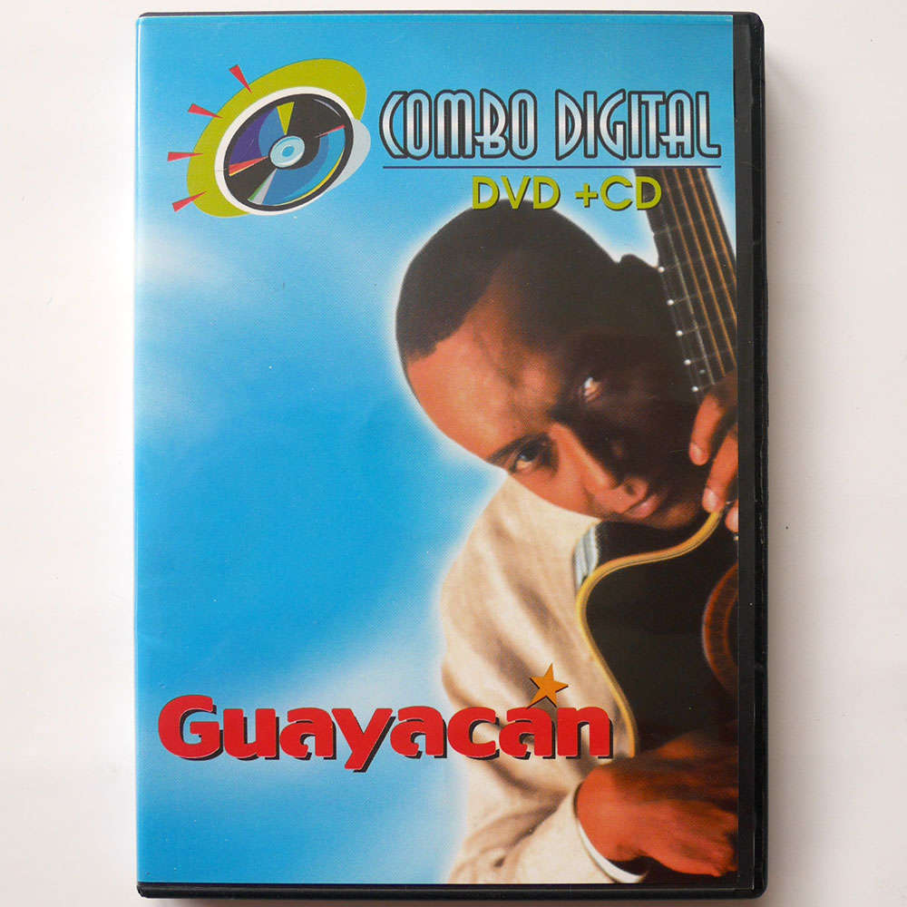 Guayacan Combo Digital (CD+DVD)