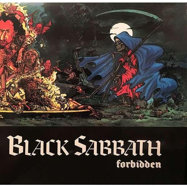 Black Sabbath Forbidden (lp) Ltd Edit -Brazil