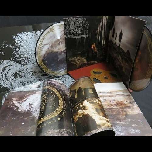 AGALLOCH The Serpent and The Sphere. Picture LP