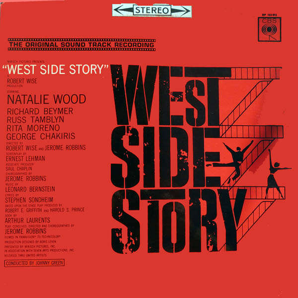 leonard bernstein Bande originale du film West Side story