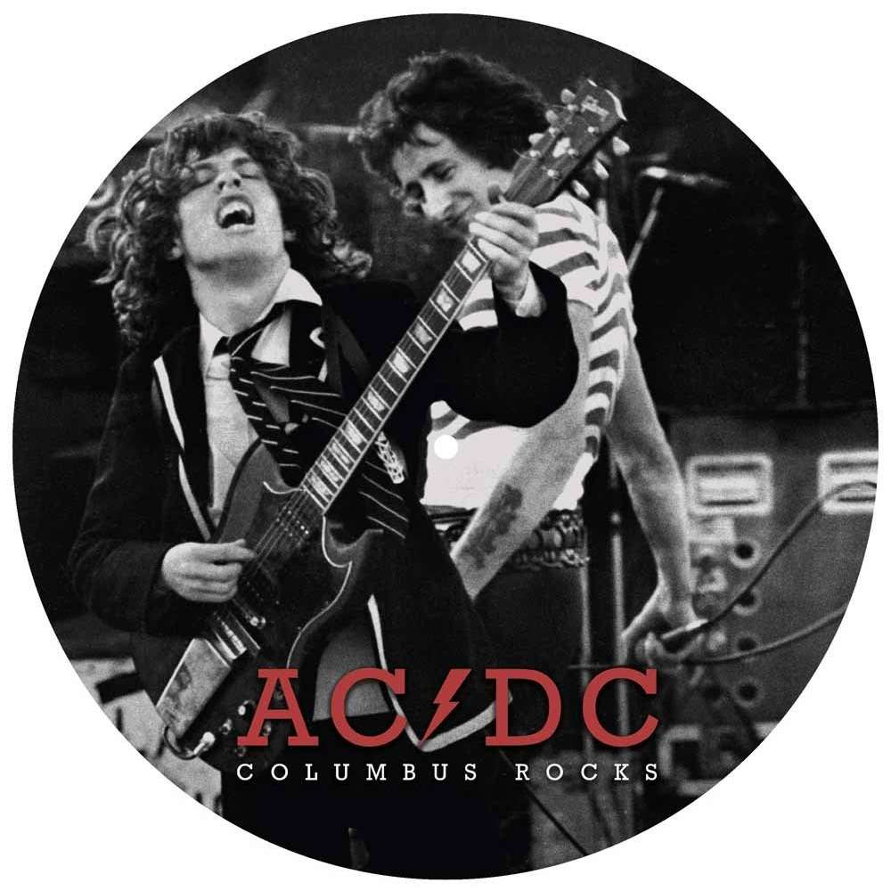 AC/DC Columbus Rocks (lp) Ltd Edit Pict-Disc -E.U