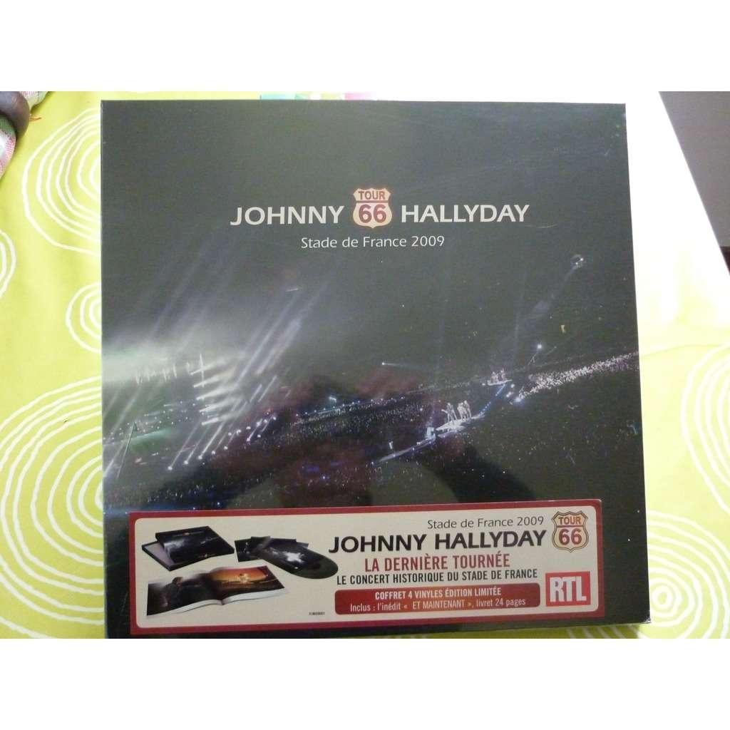 johnny hallyday stade de france 2009 tour 66
