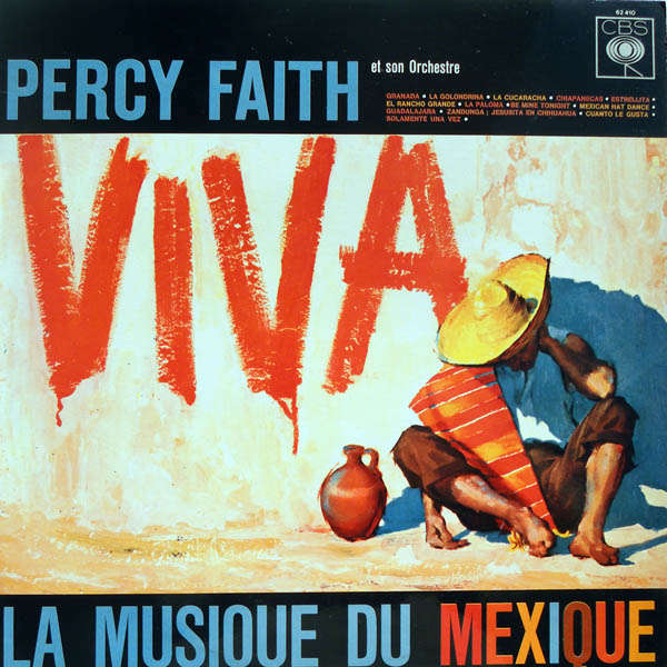 percy faith and his orchestra Viva