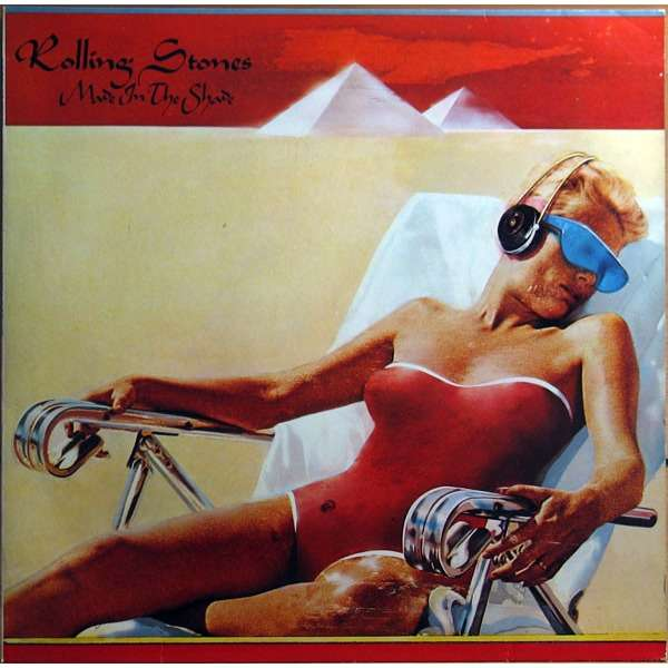 the rolling stones MADE IN THE SHADE