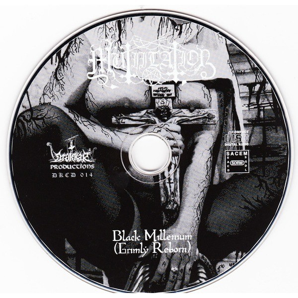 Mutiilation Black Millenium (Grimly Reborn)