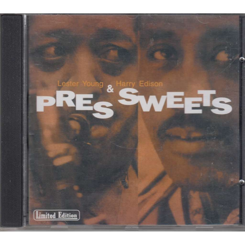 LESTER YOUNG & HARRY EDISON Pres & Sweets CD NEW