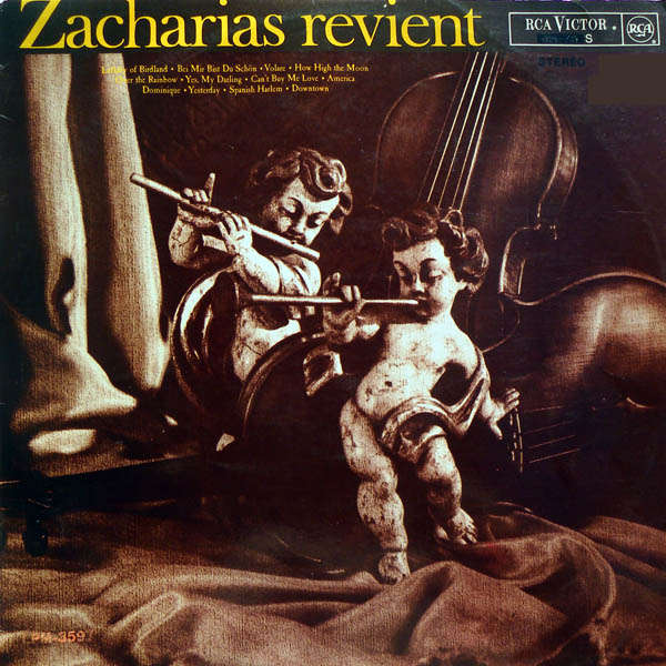 helmut zacharias and his orchestra Zacharias revient