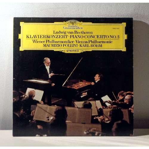 MAURIZIO POLLINI & KARL BOHM BEETHOVEN Piano concerto n°3