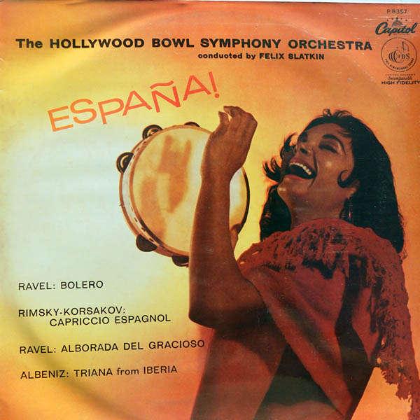 hollywood bowl symphony orchestra España