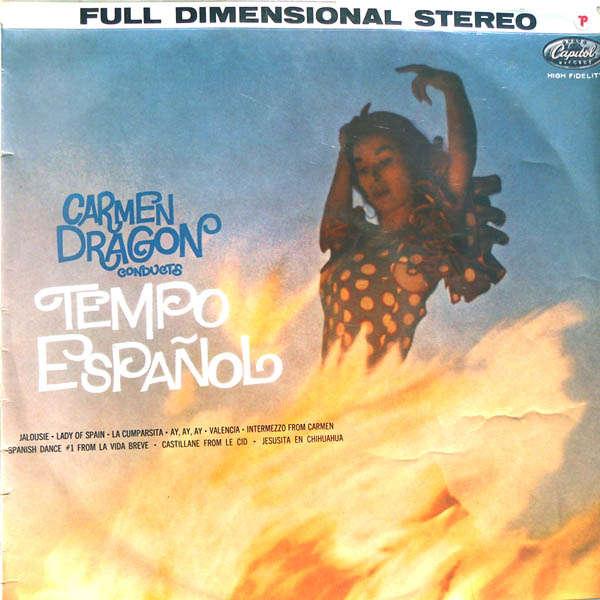 carmen dragon Tempo Español