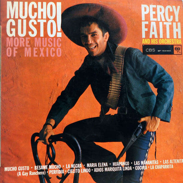percy faith and his orchestra Mucho gusto !