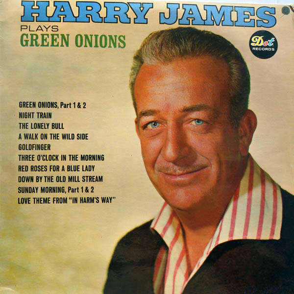 harry james plays Green onions