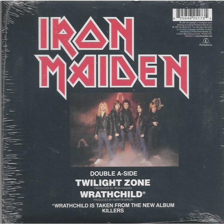 iron maiden twilight zone