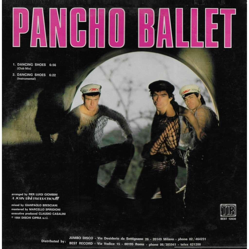 PANCHO BALLET Dancing shoes