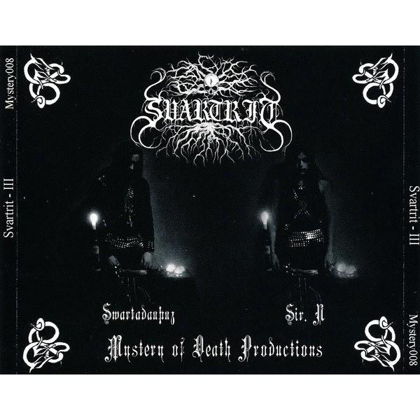 Svartrit III