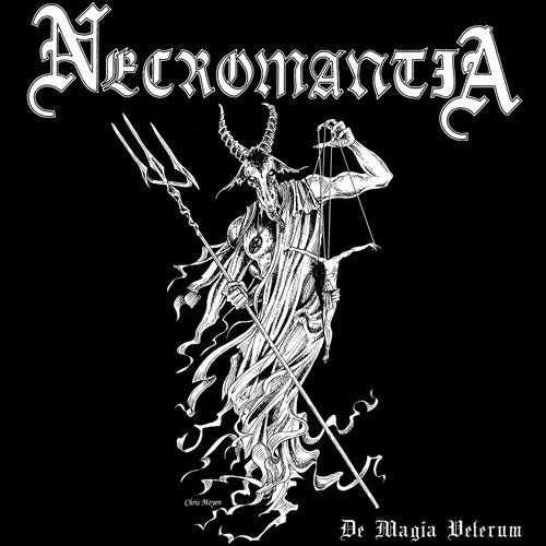 NECROMANTIA De Magia Veterum. 3 Colors Vinyl