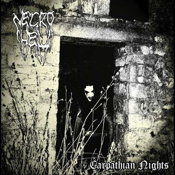 NECROHELL Carpathian Nights. Haze Vinyl