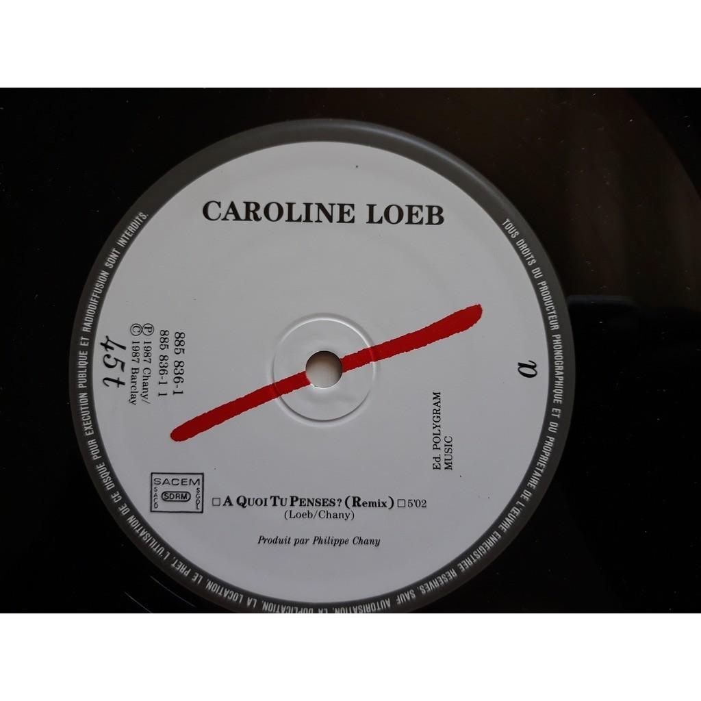 Caroline Loeb - A Quoi Tu Penses? (12) Caroline Loeb - A Quoi Tu Penses? (12)