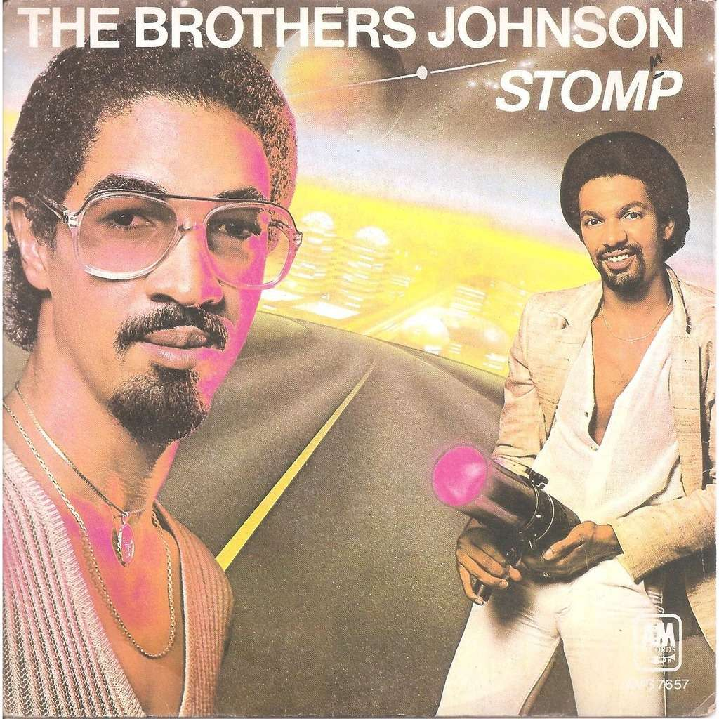 The Brothers Johnson Stomp