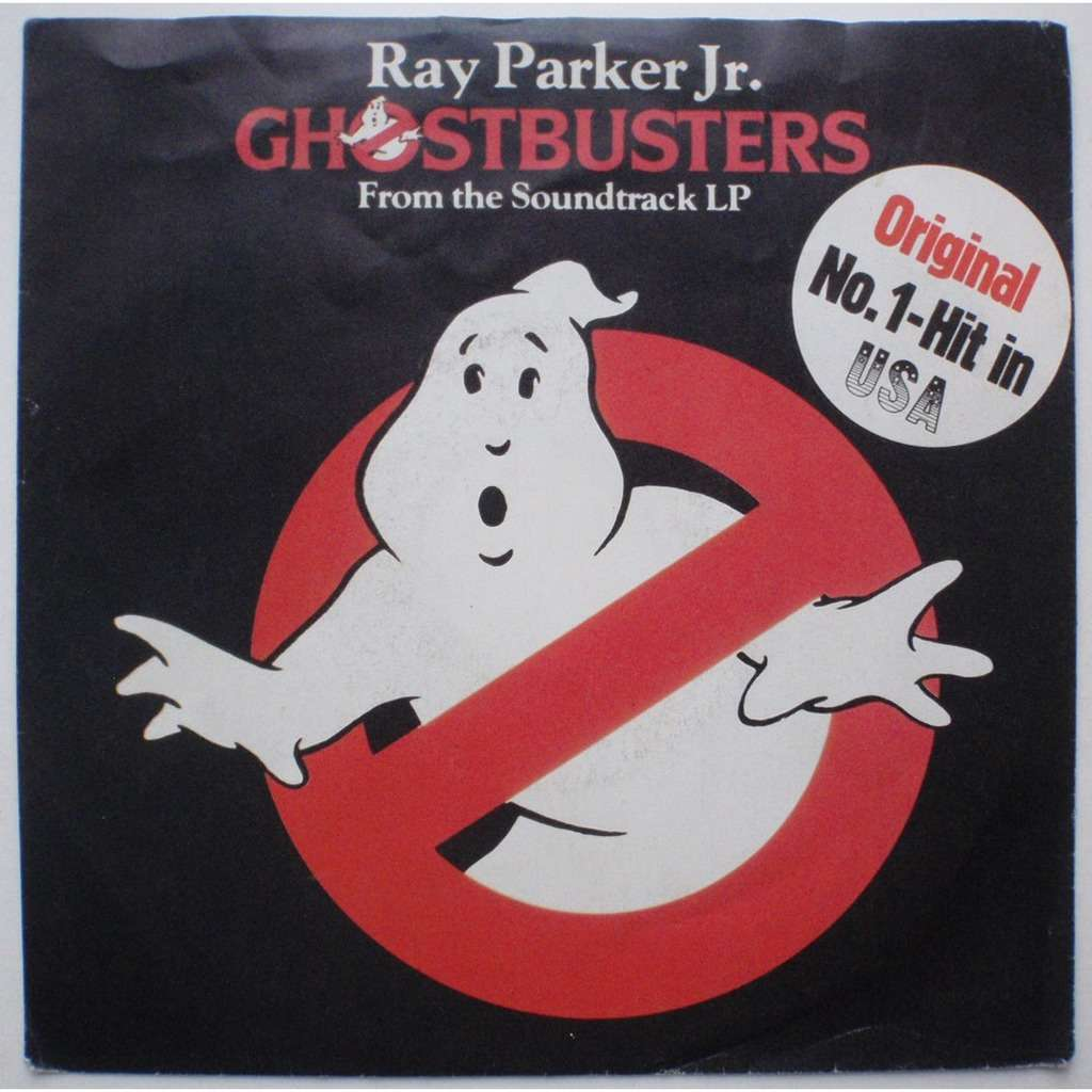 PARKER RAY Jr. GHOSTBUSTERS