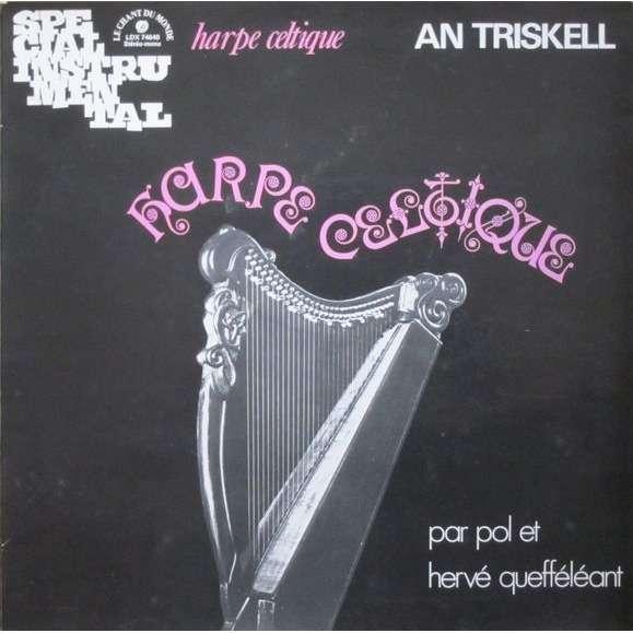 An Triskell spécial instrumental harpe celtique