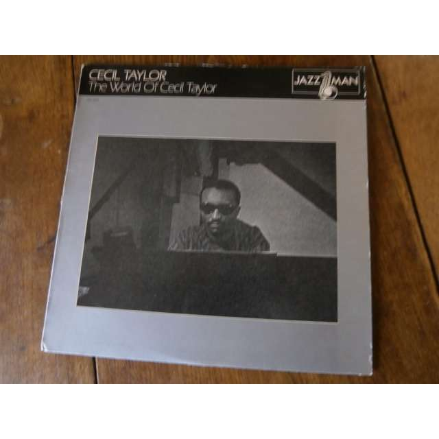 cecil taylor the world of
