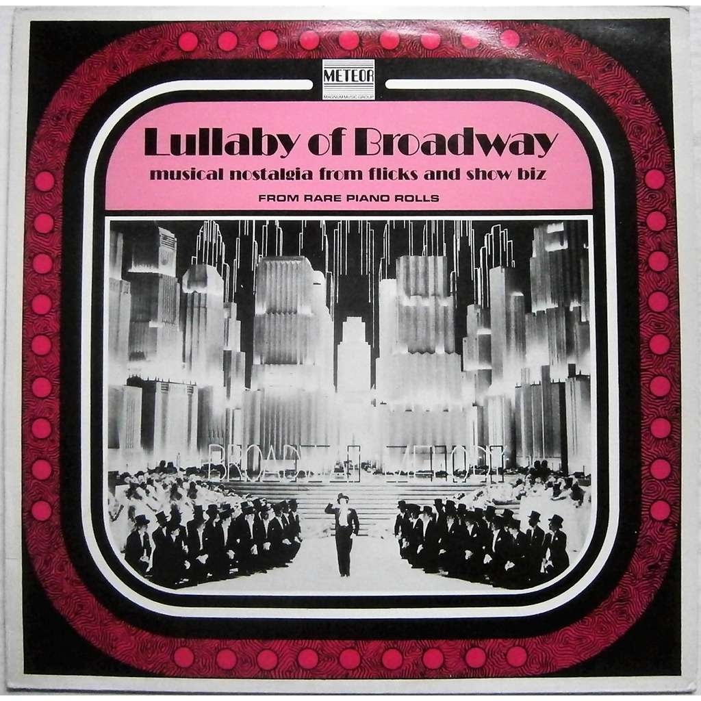 divers artistes - various artist lullaby of broadway