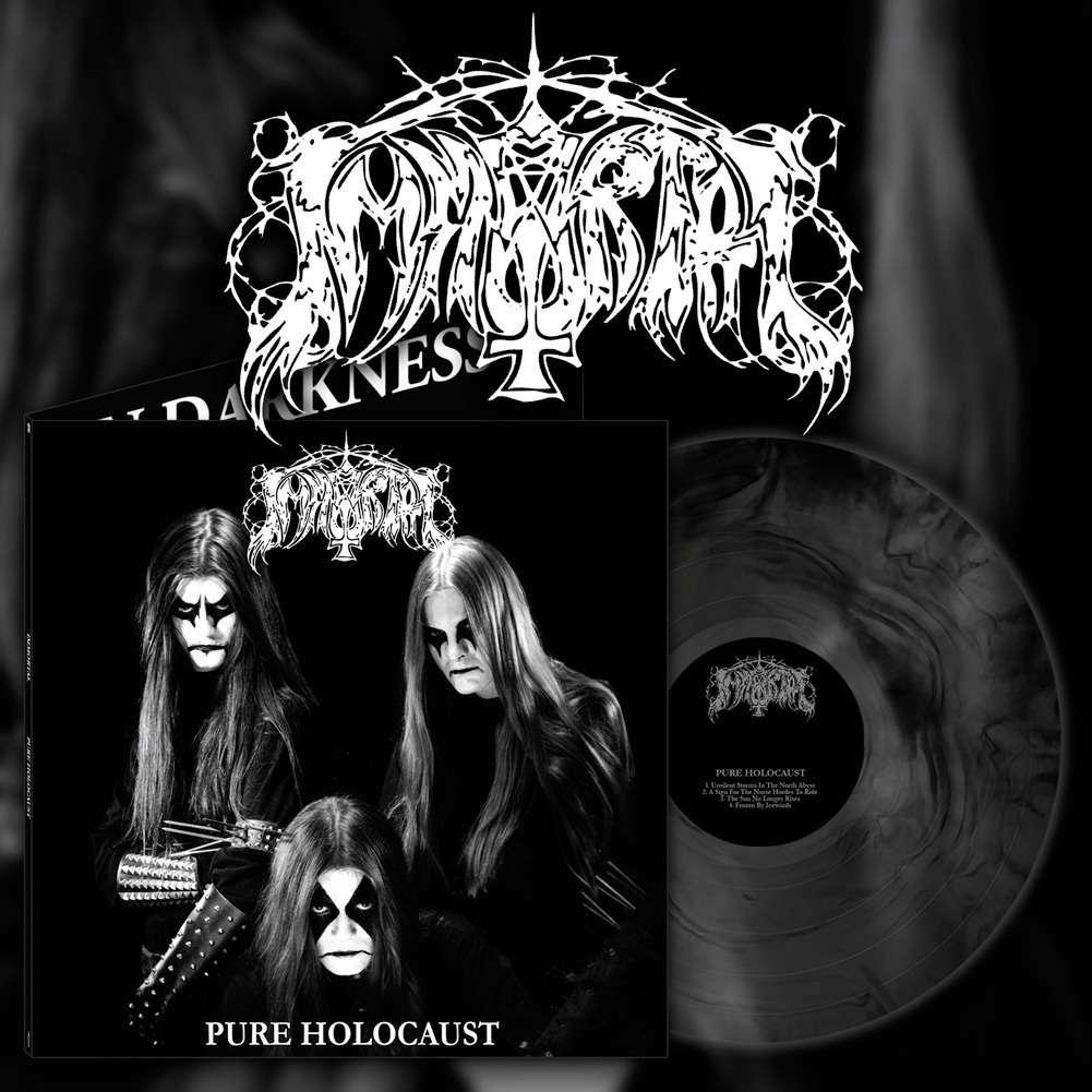 IMMORTAL Pure Holocaust. Black Galaxy Vinyl