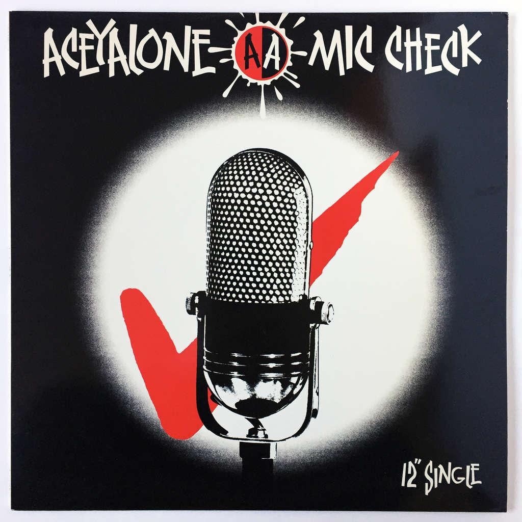 Aceyalone Mic Check