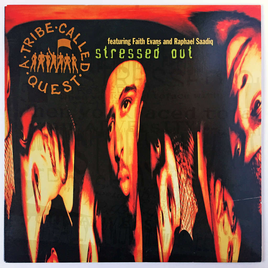 A Tribe Called Quest Stressed Out