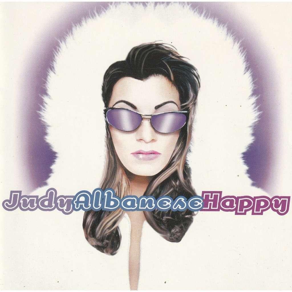 Judy Albanese Happy
