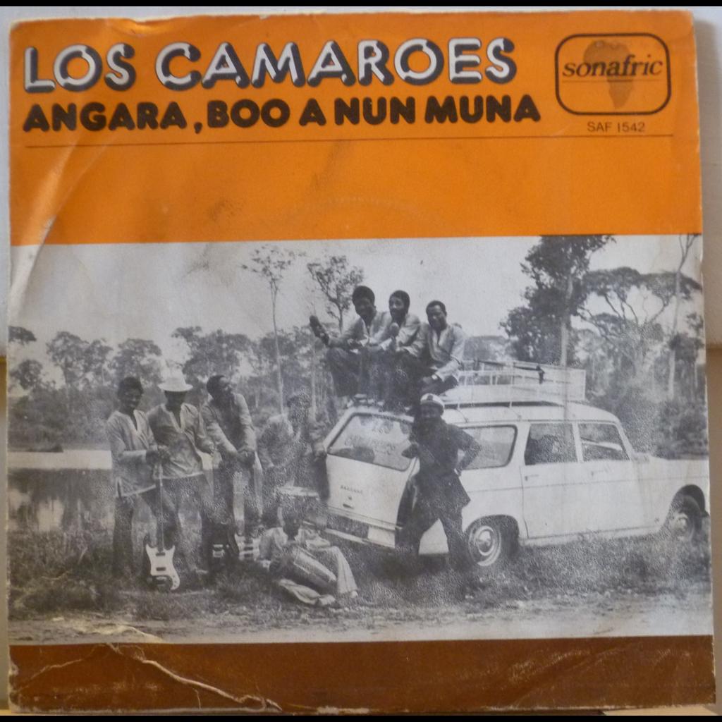 LOS CAMAROES Angara / Boo a nun muna