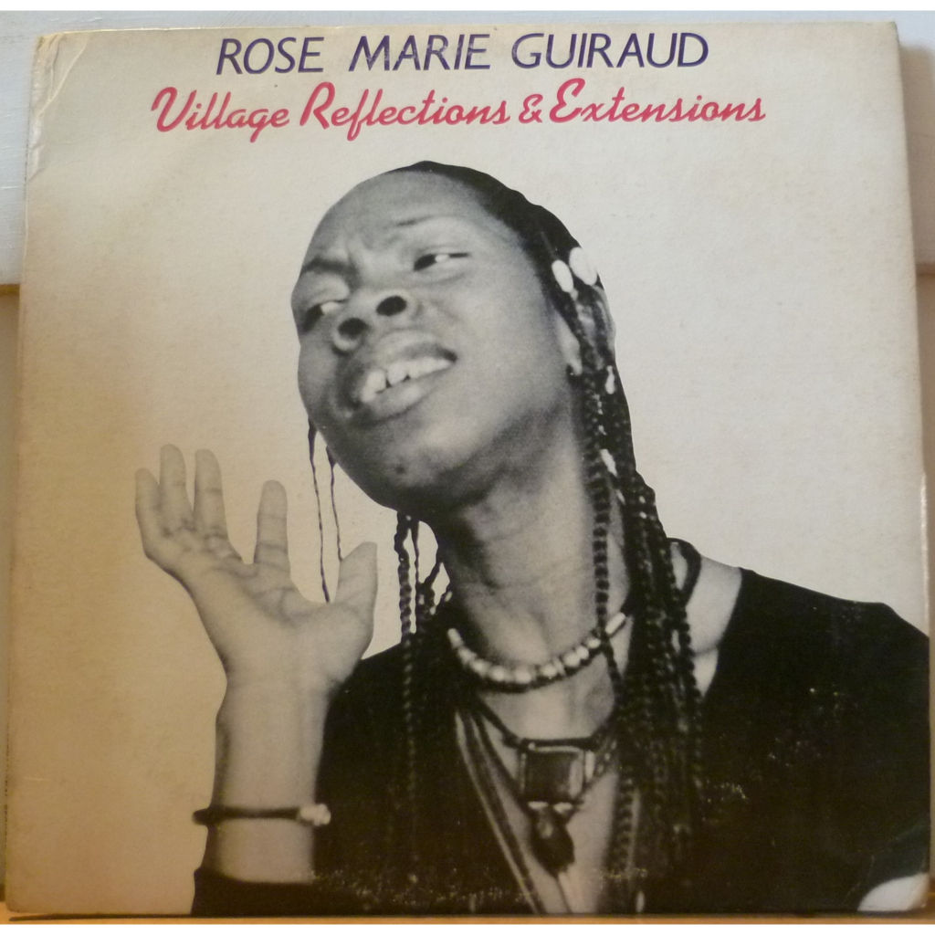 ROSE MARIE GUIRAUD Village reflections and extensions