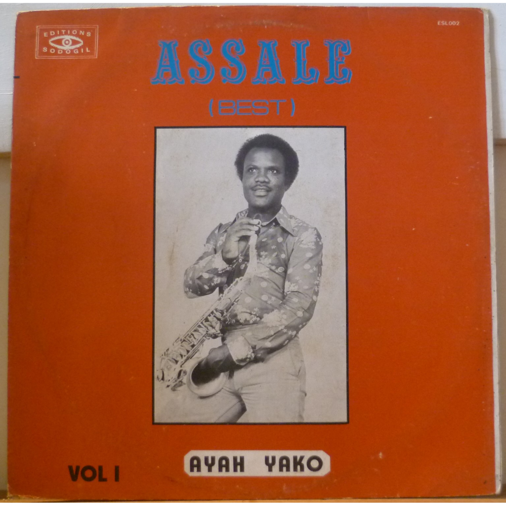 assale vol. 1 ayah yako