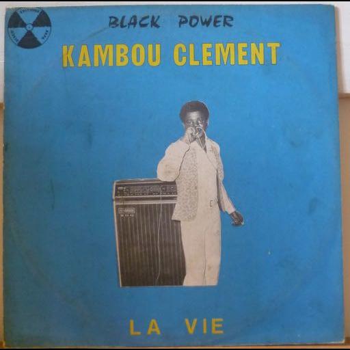 KAMBOU CLEMENT black power