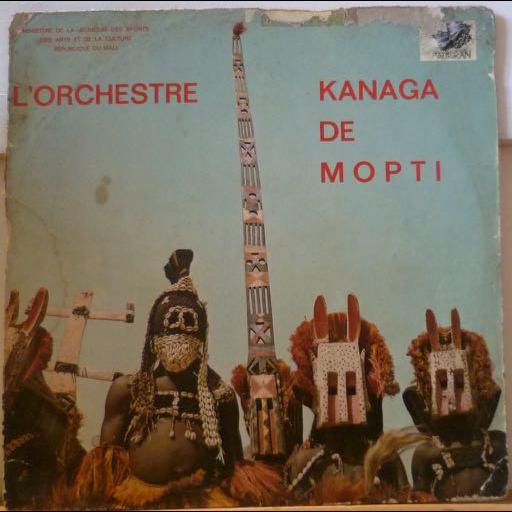 L'ORCHESTRE KANAGA DE MOPTI S/T