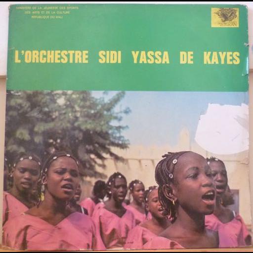 L'ORCHESTRE SIDI YASSA DE KAYES S/T - Sidi yassa