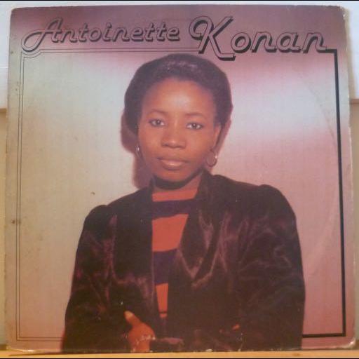 ANTOINETTE KONAN s/t - Djouman