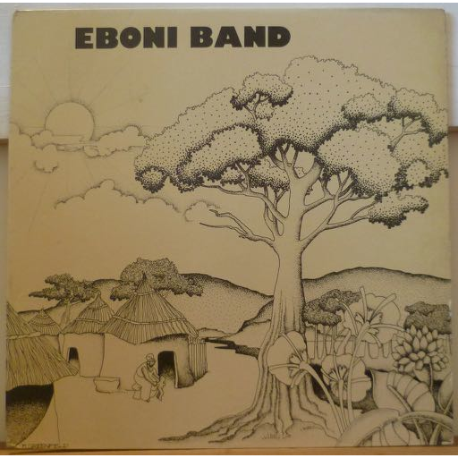 EBONI BAND S/T - Sing a happy song
