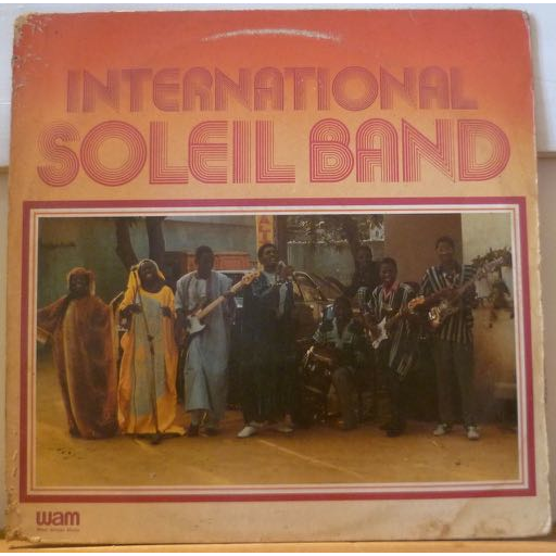 INTERNATIONAL SOLEIL BAND S/T - N'nah fanta