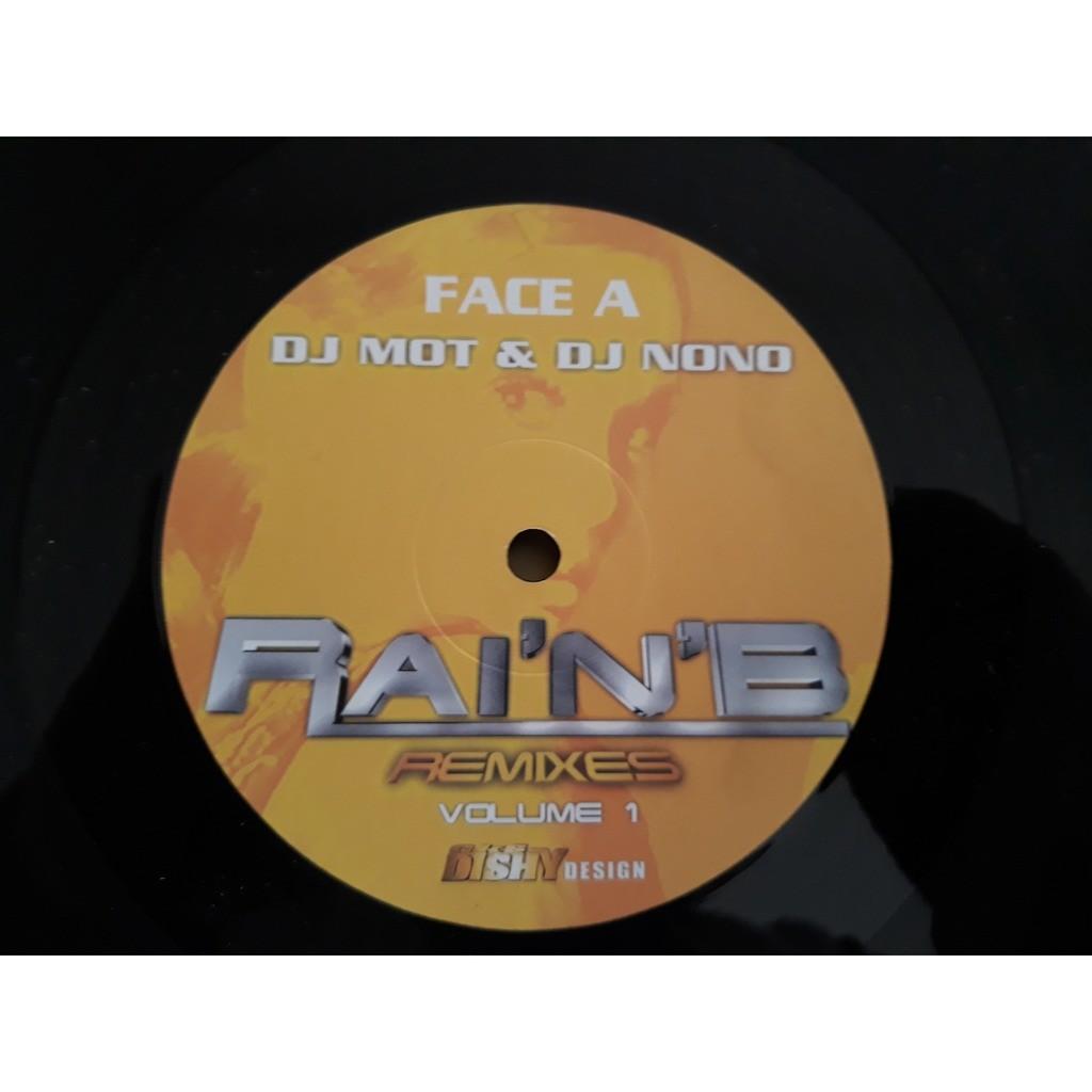 dj mot & dj nono rai'n'b remixes volume 1