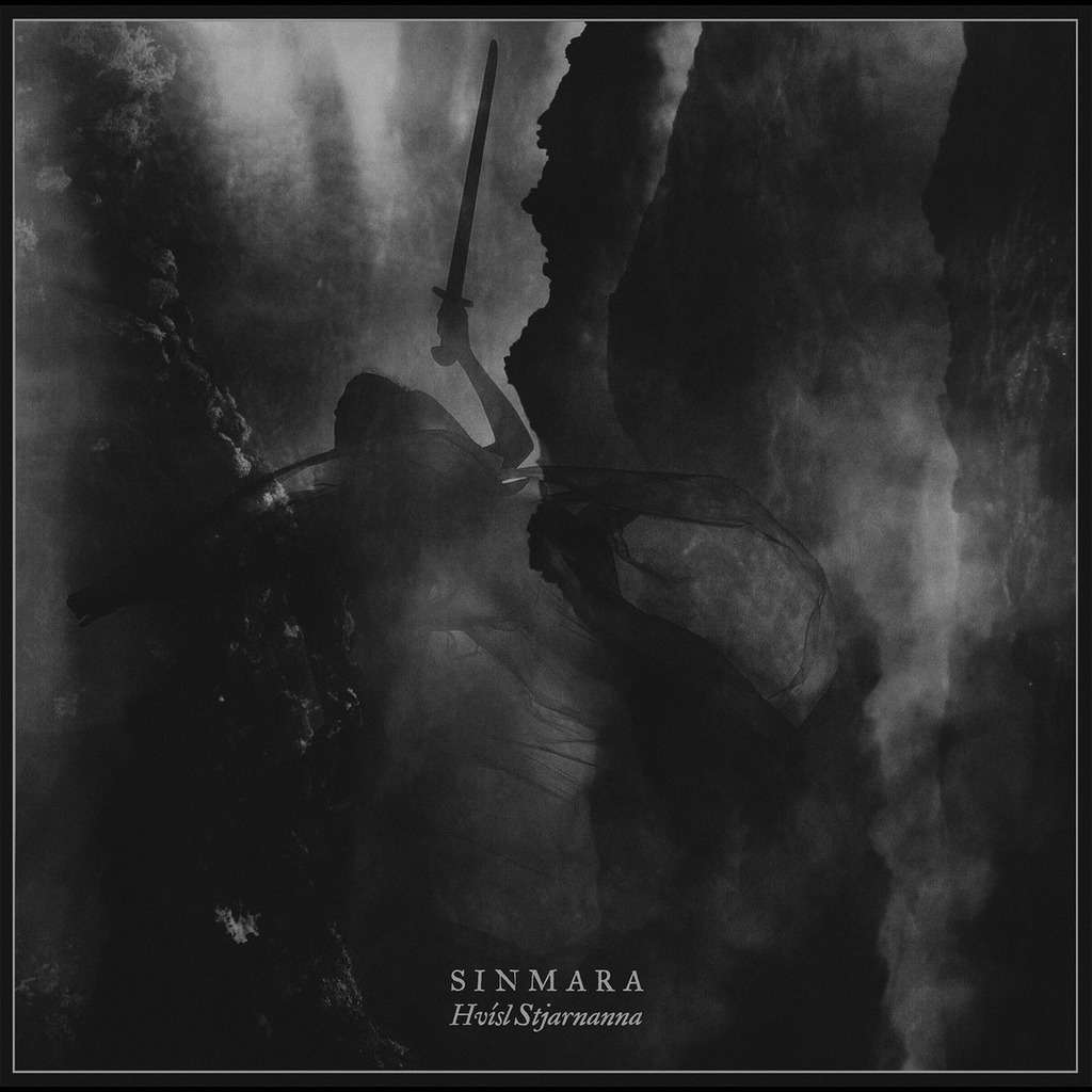 SINMARA Hvsil Stjarnanna. Smoke Vinyl