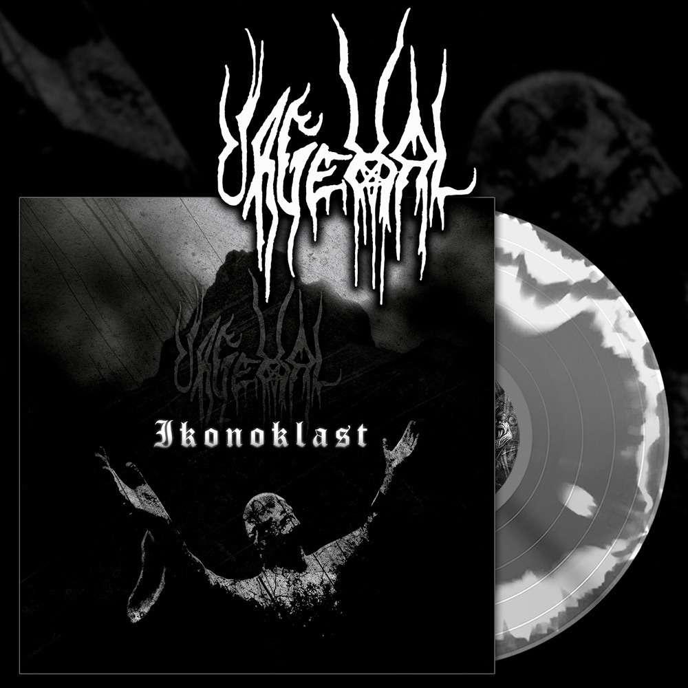 URGEHAL Ikonoklast. White & Silver Vinyl