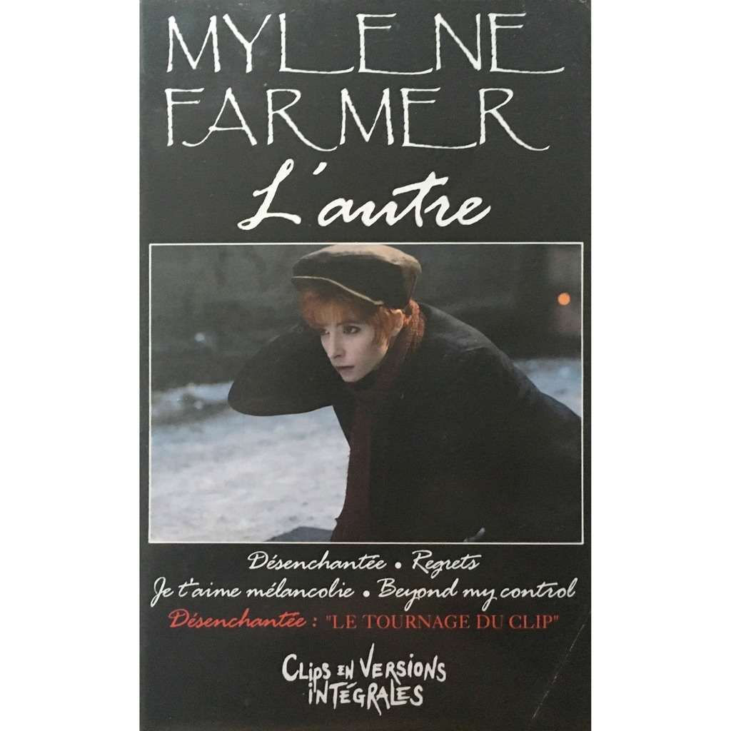 MYLENE FARMER - L'AUTRE (FR. PRESSING 1 VIDEO)